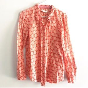 Hei Hei Anthropologie Blouse